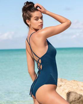 sexy badeanzug mit tiefem rckenausschnitt-536- Blue-MainImage