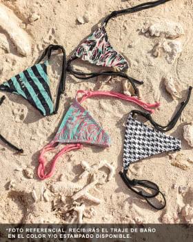 traje de bano bronceado perfecto bikini con top y calzon anudables--MainImage
