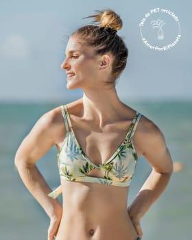 top de bikini con copas removibles elaborado en pet reciclado-574- Estampado Palmeras-MainImage