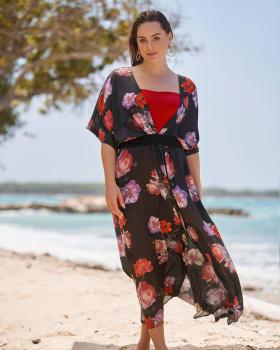 kimono multifuncional estampado con correa ajustable-700- Estampado Flores-MainImage