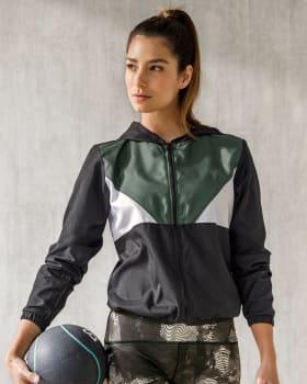 chaqueta deportiva ligera de secado rapido con capucha-700- Black-ImagenPrincipal