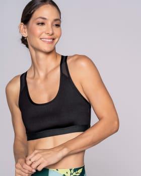 top deportivo con espalda atletica en material de secado rapido--MainImage
