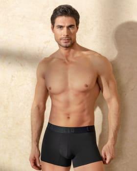 paquete x2 boxers cortos en algodon elastico-S03- Assorted-MainImage