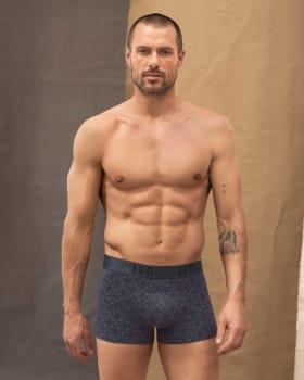 paquete x2 boxers cortos en algodon elastico--MainImage