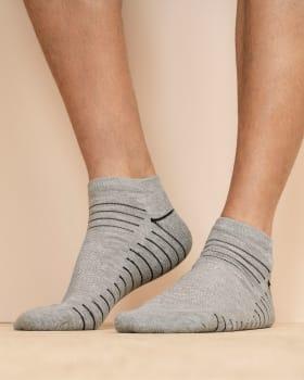 paquete x2 calcetines tobilleros deportivos rayas-968- Surtido-MainImage