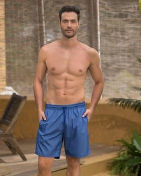 pantaloneta de bano masculina elaborada con material de pet reciclado con mayor cubrimiento-540- Azul-MainImage