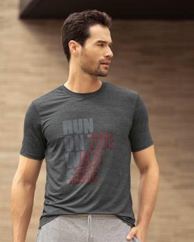 camiseta deportiva masculina de secado rapido con estampado localizado-157- Azul-ImagenPrincipal