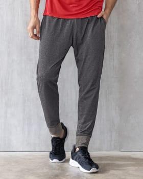 jogger deportivo estilo sudadera con bolsillos laterales-717- Gris Jaspe-MainImage