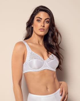 lace support bra--MainImage