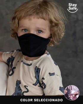 tapabocas infantil hermetico proteccion triple capa tecnologia antifluido y antibacterial - unisex-098- Purple-MainImage