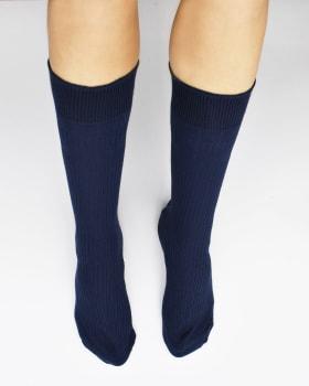 calcetin ideal para diabeticos-547- Azul-MainImage