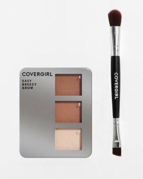 kit de cejas easy breeze brow powder covergirl-801- Honey Brown-MainImage