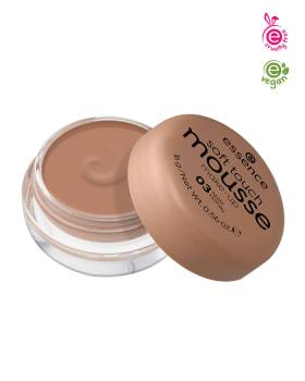 base cremosa soft touch mousse make-up essence-801- Honey-MainImage