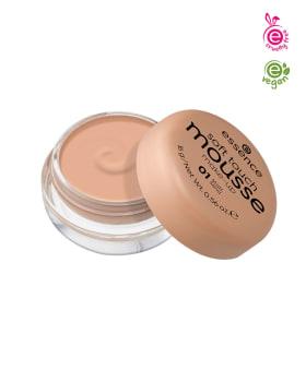 base cremosa soft touch mousse make-up essence-802- Sand-MainImage