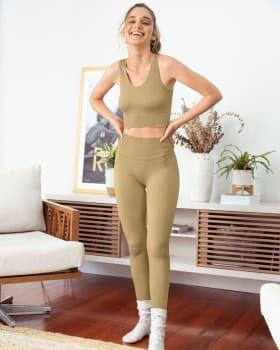 legging multiproposito para mujer para estar en casa o como prenda exterior-172- Verde-MainImage