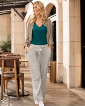pantalon multiproposito con tira anudable en cintura para mujer--ImagenPrincipal