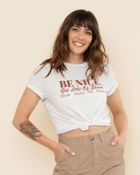 camiseta en algodon manga corta con estampado localizado para mujer-289- Blanco-MainImage