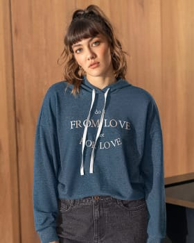 weiter pullover mit kapuze-052- Azul-MainImage