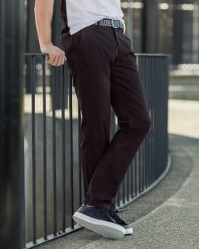pantalon texas silueta semi ajustada-700- Black-MainImage
