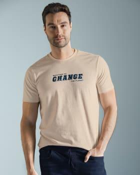 camiseta manga corta elaborada en algodon reciclado y algodon organico-804- Lino-MainImage