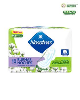 toallas higienicas nosotras buenas noches organica-Orgánico-MainImage