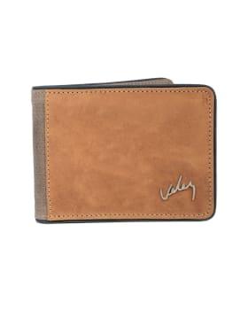 billetera masculina de cuero - velez-849- Beige-MainImage