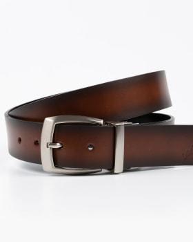 cinturon masculino doblefaz bernie - velez-190- Doble Faz Cafe Esta-MainImage