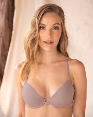 sexy lace racerback bra-281- Rosa Palido-MainImage