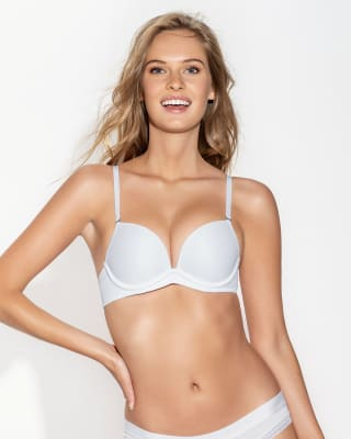 extreme push up bra - add 2 sizes-000- White-MainImage