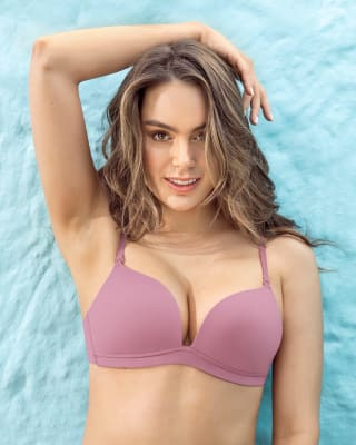 light wireless high push up bra-350- Rosado-MainImage