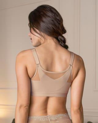 sosten facilitador de postura con copas en espuma multibenefit-802- Nude-MainImage