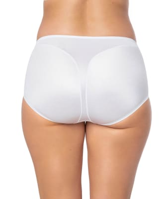 high cut panty shaper in algodon-000- White-MainImage