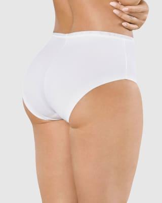 panty clasico invisible con ajuste perfecto-000- White-MainImage