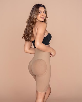 invisible extra high-waisted shaper short--MainImage