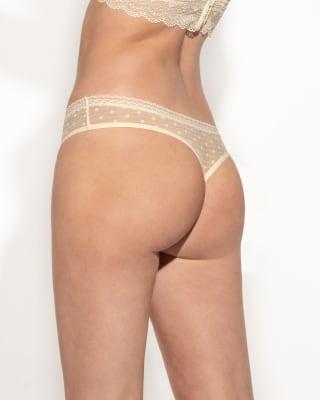 sensual lace thong knicker-898- Ivory-MainImage