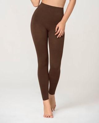 leggings con control de abdomen-861- Brown-MainImage