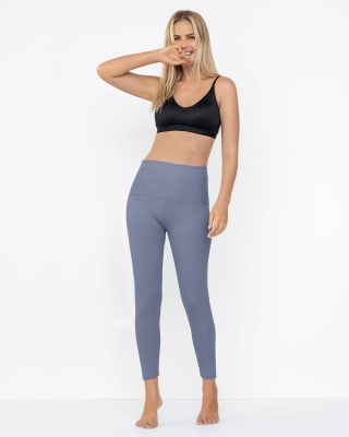 firm compression butt lift legging - activelife-758- Gris Lila-MainImage