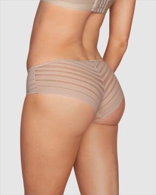 calzon hipster semidescaderado en encaje de bandas con refuerzo en algodon-802- Nude-MainImage