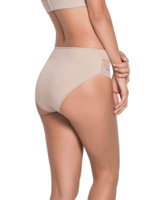 calzon de algodon estilo bikini de tiro alto--MainImage