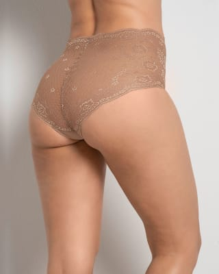 tummy compression classic panty-857- Brown-MainImage