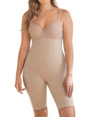 calzon faja de talle alto con control fuerte en abdomen y cintura--MainImage
