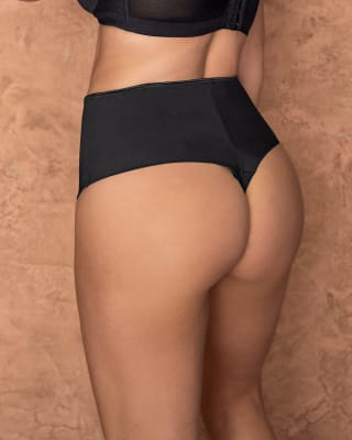seamless thong shaper panty--MainImage