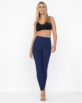 leggings con control de abdomen y cintura-509- Dark Blue-MainImage