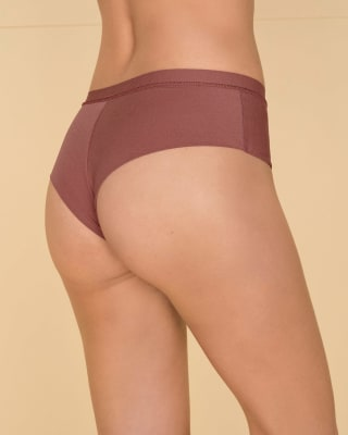 one-size-fits-all invisible cheeky panty - panty flex--MainImage