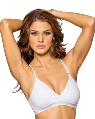 wireless sports bra in totally comfy stretch cotton-000- White-MainImage