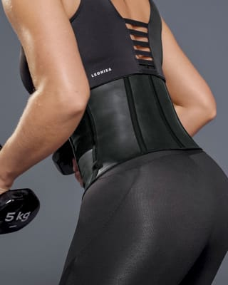 latex waist trainer - extra-firm compression--MainImage
