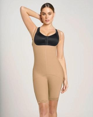 body postquirurgico de busto libre con control desde la cintura hasta las rodillas-880- Nude-ImagenPrincipal