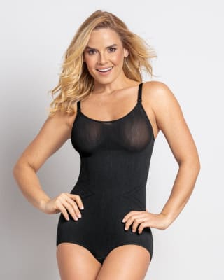 totally invisible complete comfy bodysuit shaper--MainImage