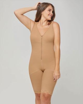 full bodysuit slimming shaper-880- Beige-MainImage
