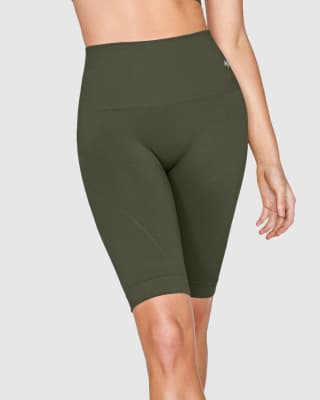 smoothing high-rise long active short-695- Verde Oscuro-MainImage